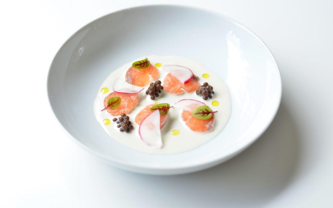 Ingredientes de sempre levados a categoría Michelín por Lucas e Teresa da «Basque Culinary Center»