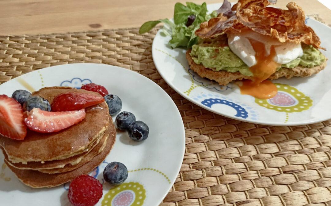 Brunch paleo «Xuntos Na Cociña», receita de Belén do restaurante «Árbore da Veira»